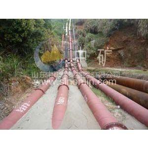 供应中矿衬胶脱硫管道,适用于电厂的排烟装置 产品耐磨、耐腐蚀。