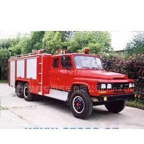 供应东风5090型水罐消防车(135马力)