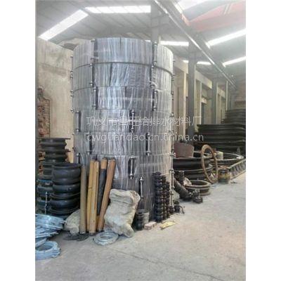 内蒙古昌旺可曲挠双球橡胶软接头标准制作国标的型号全厂商