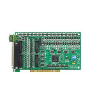 供应研华32路隔离数字量输入/输出卡PCI-1730u