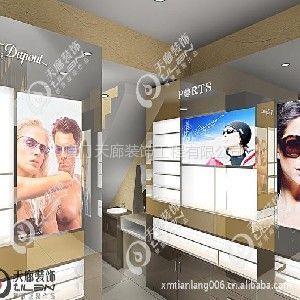 供应厦门天廊眼镜展示柜全国直供的眼镜展示柜