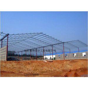 供应建造宝安沙井上星钢结构工程,宝安沙井上寮钢结构安装