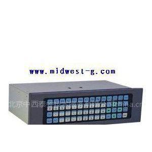 工业防水薄膜键盘/军标工作站专用键盘 型号:AK1-ACS-3050MK56 现货优势