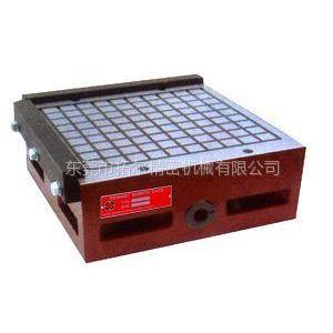 供应400*500强力磁盘,CNC强力永磁吸盘
