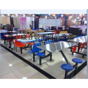 供应食堂餐桌椅 玻璃钢食堂餐桌椅 快餐桌椅 员工饭堂桌椅 学生饭堂桌椅