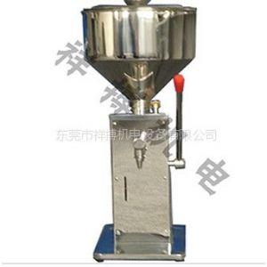 供应膏体灌装机 手动灌装机 厂家直销  东莞广州深圳
