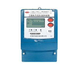 供应DTS566三相三线电子式有无功电能表