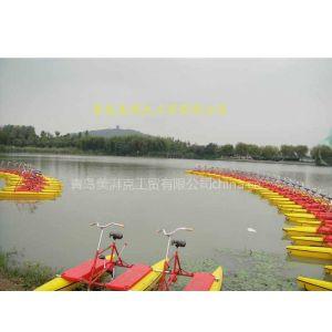 水上自行车厂家,水上自行车价格