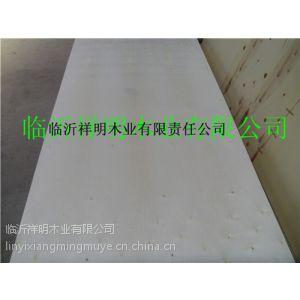 胶合板工厂供应15厘16厘17厘18厘等厚度的包装板托盘板不贴面杨木素板
