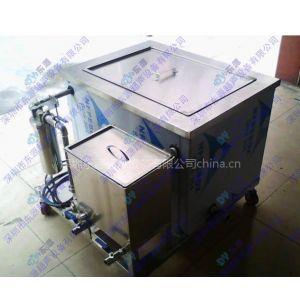 供应超声波清洗机/双重循环过滤/油水分离系统