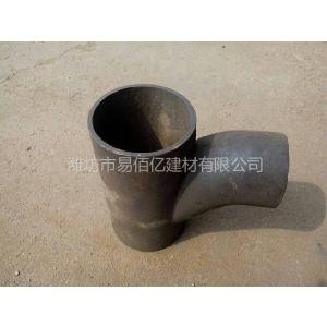 供应供应W型铸铁排水管件