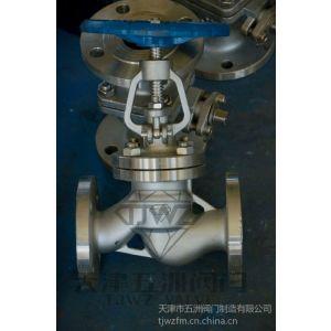 供应不锈钢截止阀 J41W-16P DN40截止阀