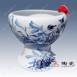客厅装饰大缸,陶瓷鱼缸