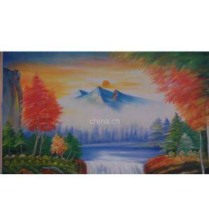 供应南昌彩绘,环保至上,南昌壁画,精致新生活