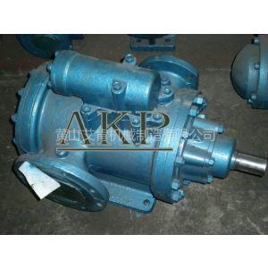 供应铝型材液压系统增压油泵 AKP-3RG70×2W2润滑三螺杆泵