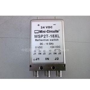 供应MINI-circuit 24V 单刀双掷开关 MSP2T-18XL