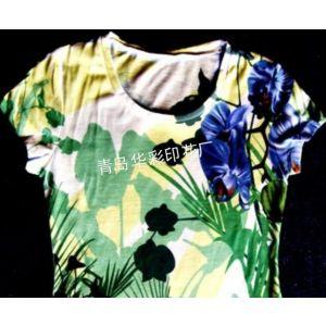 供应山东青岛哪里有专门做服装印花加工的印花厂呢