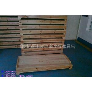 供应幼儿园实木床幼儿园叠叠床