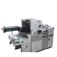 供应47六开双色打码胶印机