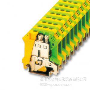 供应上海雷普JMBK5/E-Z-PE 4mm2 微型接地端子雷普接线端子选型