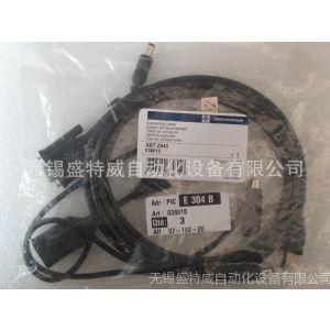 供应施耐德文本屏 XBTN400的串口编程电缆 XBTZ945 施耐德人机界面