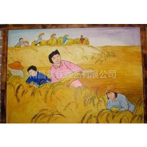 供应赣州学校校园围墙围墙文化墙彩绘手绘涂鸦墙绘壁画供应!