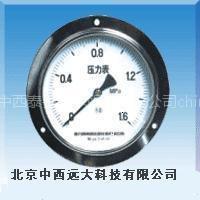 (中西)供应弹簧管压力表(YCM特价商品)