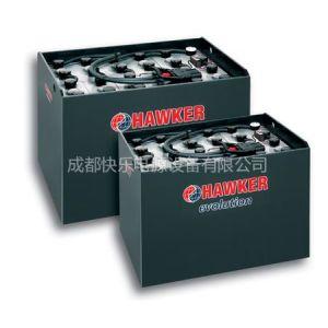 供应原装进口HAWKER电动叉车蓄电池4PZS560