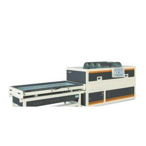 供应万能真空覆膜机 PVC真空覆膜机 橱柜门板贴膜机 免漆门加工设备