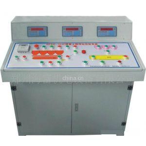 供应郑州海富机电JS750双机三秤混凝土搅拌站控制系统HFSD-203C