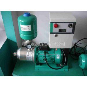 供应海南白沙威乐变频增压水泵COR-1 MHI202DM