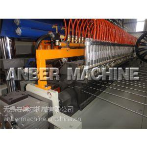 供应厂家专业生产358防爬网焊网机