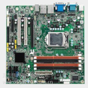 供应研华工控主板研华AIMB-581VG_支持至强/i7/5/3CPU_双网口