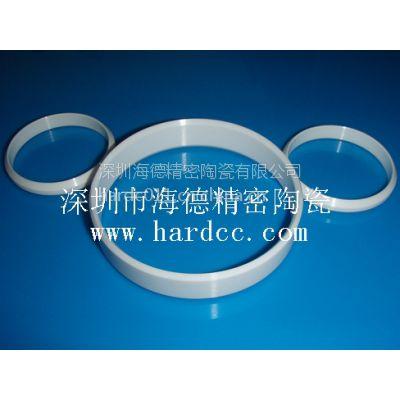 供应加工各种规格氧化铝氧化锆氮化硅 陶瓷棒管陶瓷环