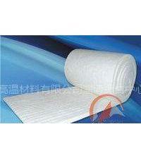 供应优质硅酸铝陶瓷纤维喷吹毯陶瓷纤维甩丝毯