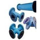 白银扬阳设备公司供应化工管道 搪玻璃管道塔节 弯头 三通,四通