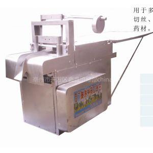 供应QYJ-60型直线往复式切药机