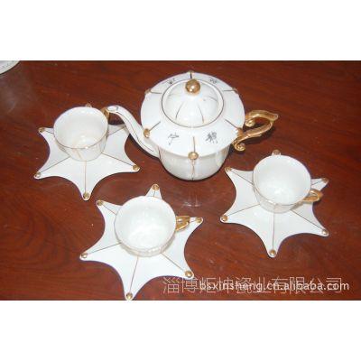 【厂家直销】供应山东高档骨瓷24头茶具 礼品茶具(诚信经营)