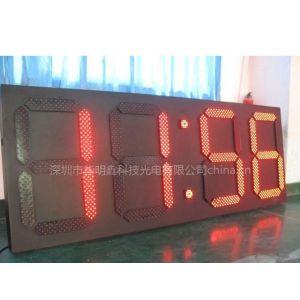 供应LED温度时间显示屏