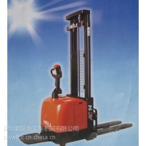 供应合力厂家直销全自动堆高车 深圳电动堆高车 半电动堆高车