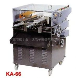 供应管装功率晶体自动供料成型机