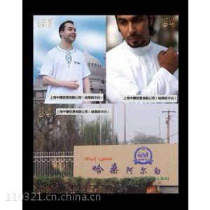 供应阿拉伯大袍 民族服装 阿拉伯长袍 衬衫