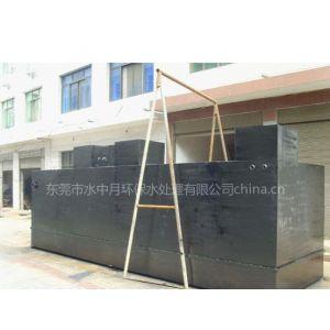 供应赣州地埋式污水处理工程,广州工业废水处理