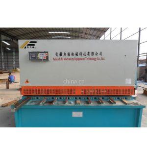 供应普通剪板机/QC12Y-10/2500液压剪板机厂家