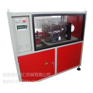 供应张家港市塑料机械科仁机械 塑料管切割机 无屑切割机