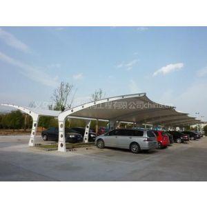 供应衢州钢结构遮阳棚/江山膜结构景观棚/开化汽车停车棚,老品牌,值得信赖