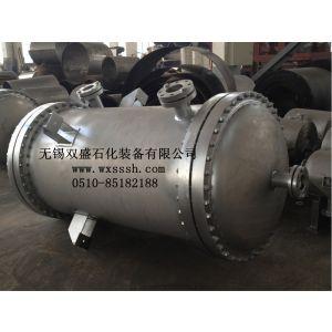 供应供应无锡双盛专业生产不锈钢螺旋板式换热器(图)