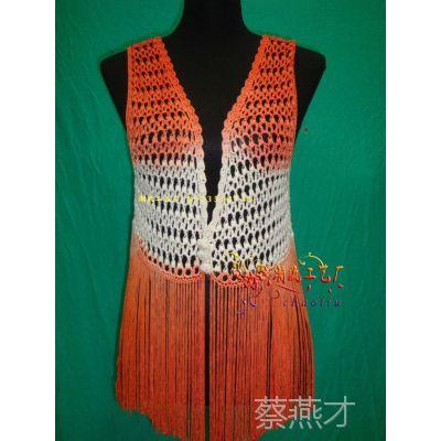手钩衫,手工编织衣服、工艺时装——好手工来自潮流工艺厂