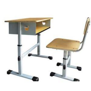 供应洛阳校用设备厂家供应单人课桌椅/双人课桌椅/升降课桌椅