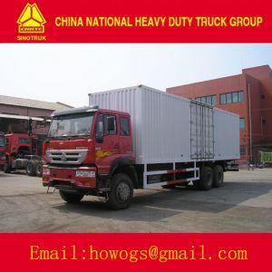供应SINOTRUK SWZ10 Cargo Truck 中国重汽金王子载货车6x4 1